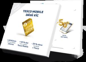Tesco Mobile dává víc